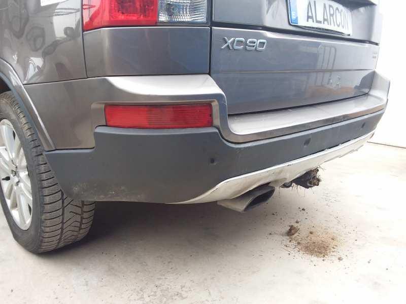 Volvo XC90 2003-onwards Rear Bumper Protector