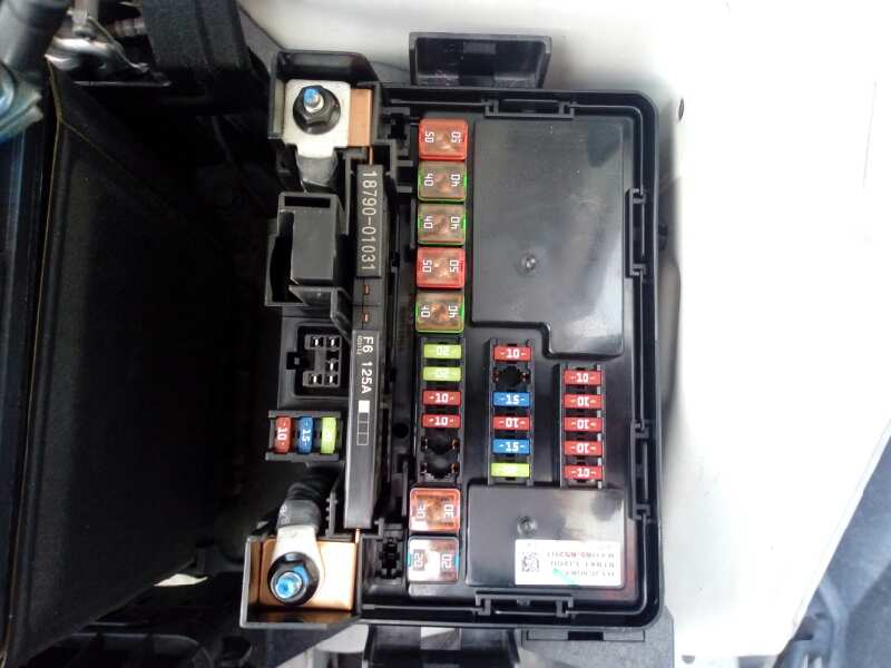 Fuse box HYUNDAI i20 (PB, PBT) 1.2 919411J100 | B-Parts | Hyundai I20 Fuse Box |  | B-Parts