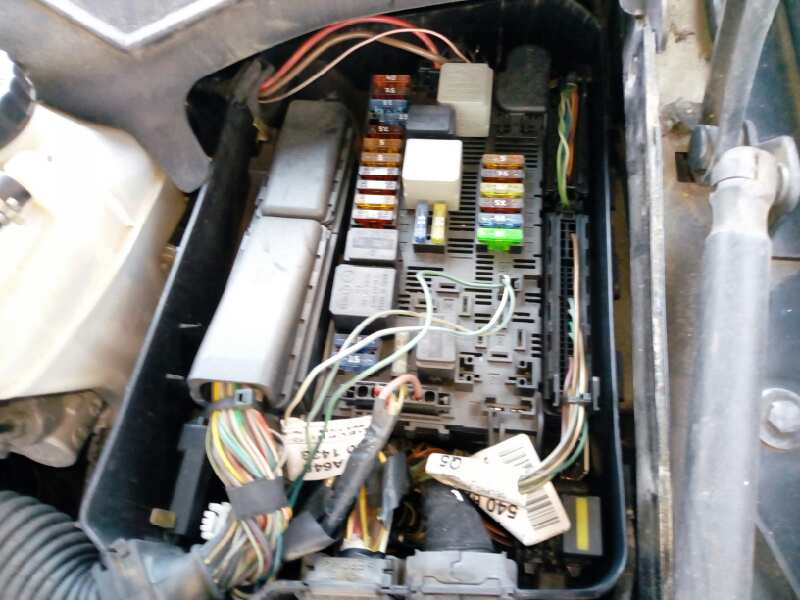 fuse box mercedes-benz e-class (w211) e 280 cdi (211.023) | b-parts  b-parts