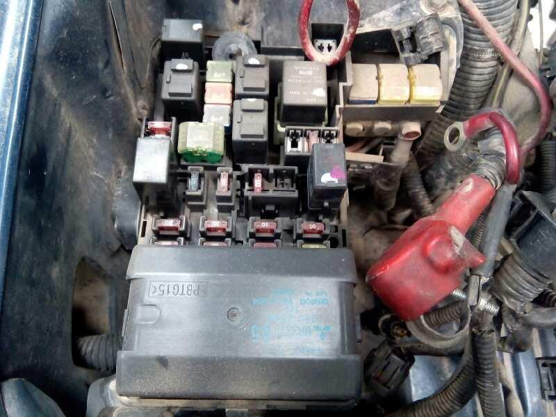 fuse box mitsubishi pajero pinin (h6_w, h7_w) 1.8 (h76w, h66w)   b-parts  b-parts