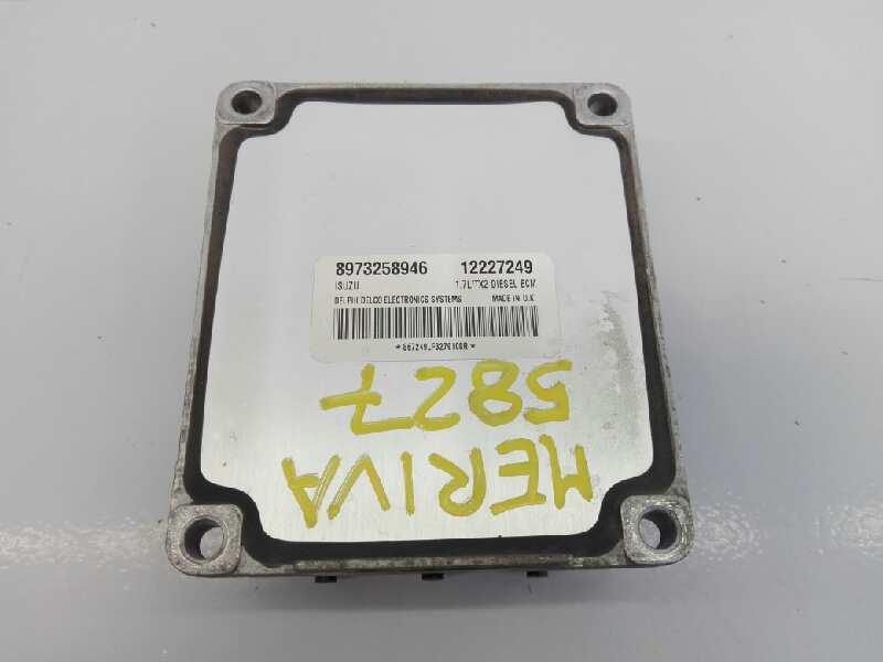 ECU Opel Meriva 8973258946 12227249