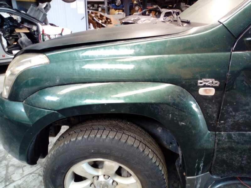 Aile avant gauche Toyota Yaris 2005-2009