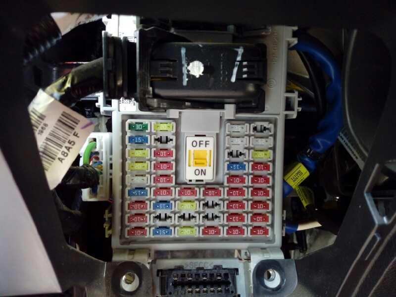 Fuse box HYUNDAI i20 (PB, PBT) 1.4 CRDi 91950C8510 | B-Parts | Hyundai I20 Fuse Box |  | B-Parts