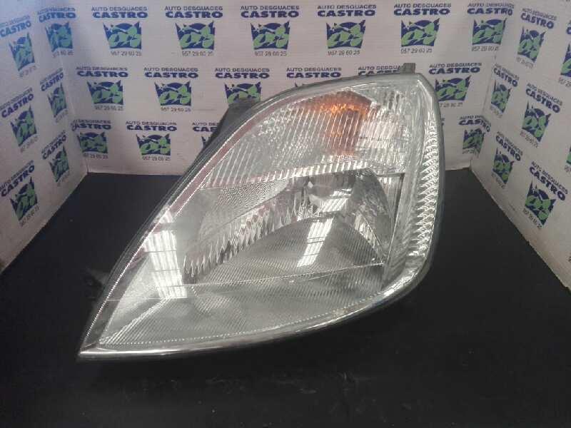 HELLA Ford Fiesta II 2 Fiesta Box 1989-1996 Headlight Front Lamp Left