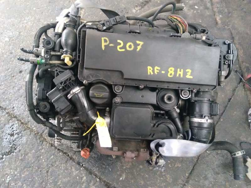 peugeot 1 4 hdi motor
