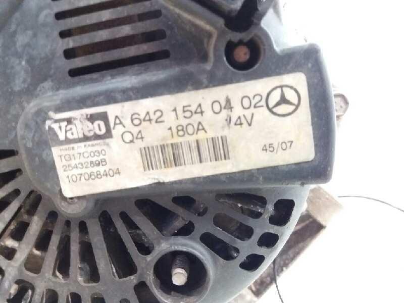 211.022 E 320 CDI W211 Lichtmaschine MERCEDES-BENZ E-KLASSE