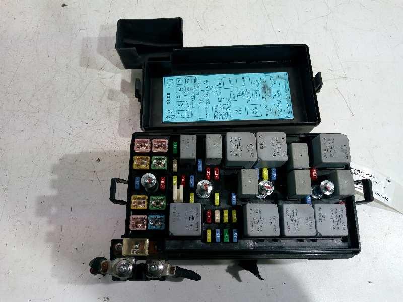 Fuse box CHEVROLET EPICA (KL1_) 2.0 D 96646698   B-Parts   Chevrolet Epica Fuse Box      B-Parts