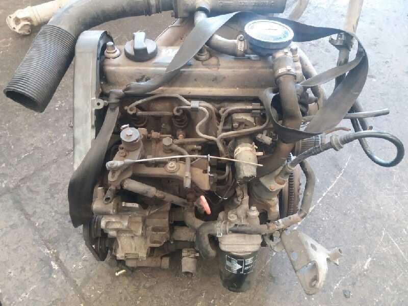 Engine VW GOLF III (1H1) 1.9 D 1Y | B-Parts