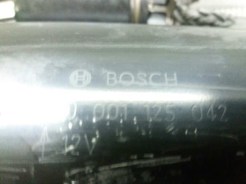 MOTOR Anlasser Starter VW CADDY 1.9 TDi BOSCH Nr.#0001125042 1.7 SDI,1.9 D