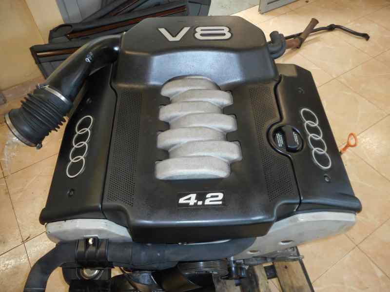 Engine Audi A8 4d2 4d8 4 2 Quattro Abz 022291 B Parts
