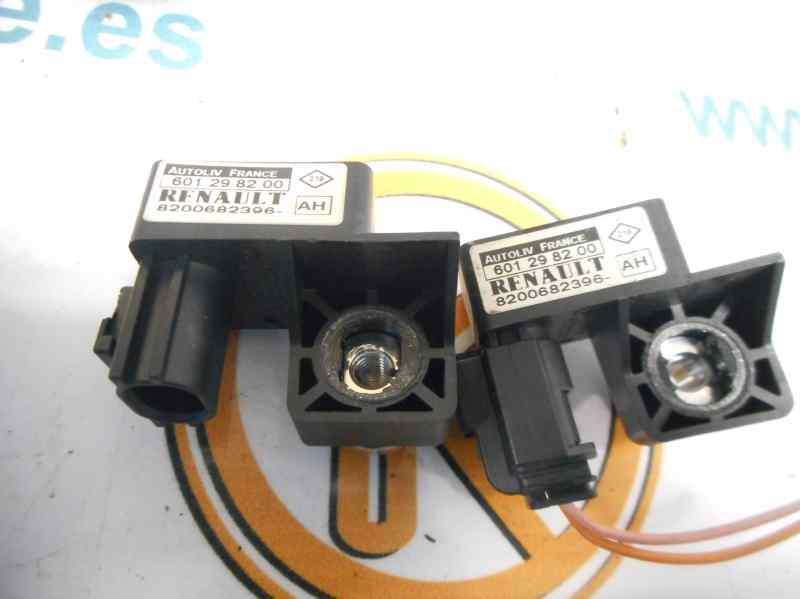 Renault Megane Crash Sensor 601298200 Megane Air Bag Crash Sensor 2005