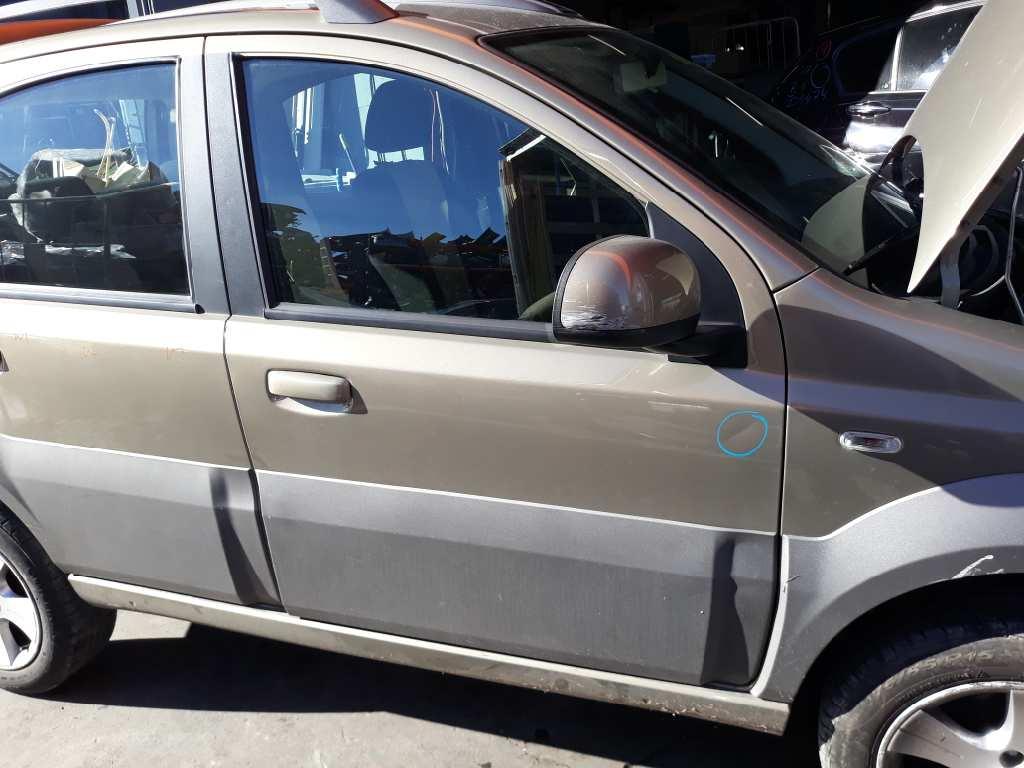 Left Front Door Fiat Panda 169 1 3 D Multijet 4x4 169 Axc2a B Parts