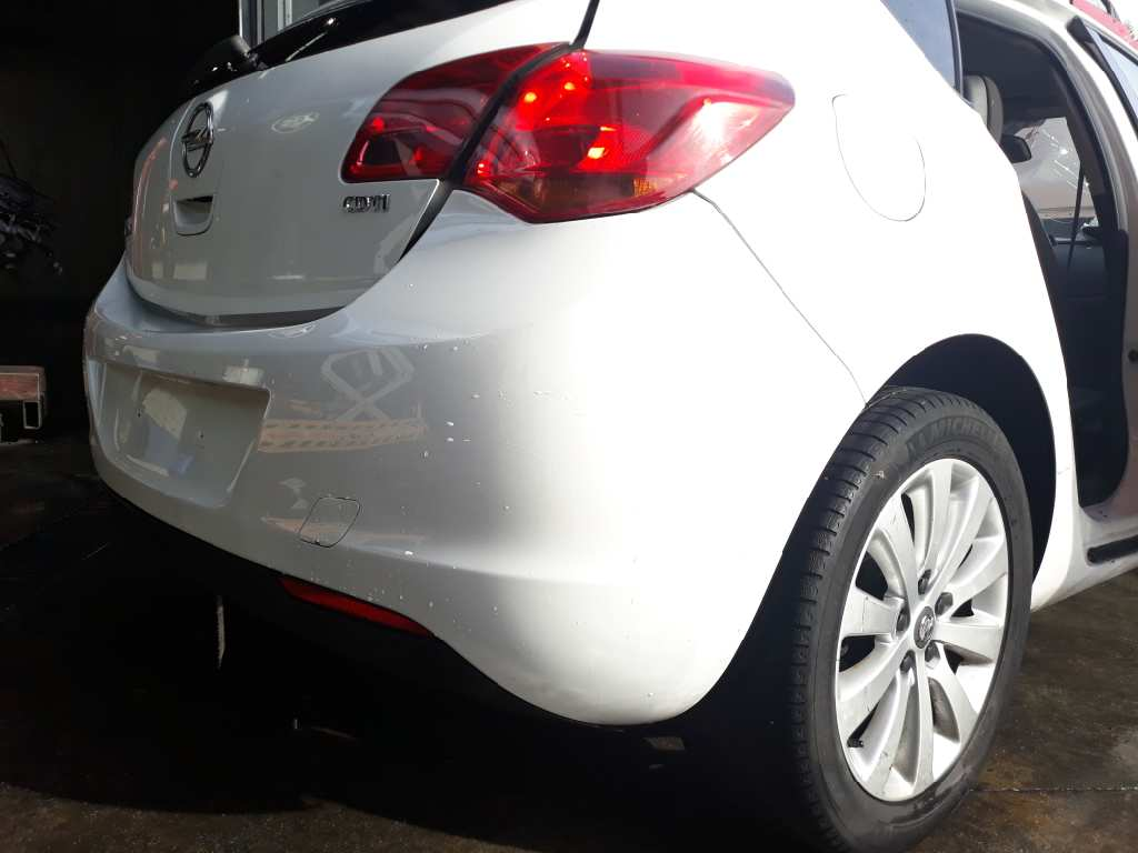 Rear Bumper Opel Astra J P10 1 7 Cdti 68 13348049 B Parts