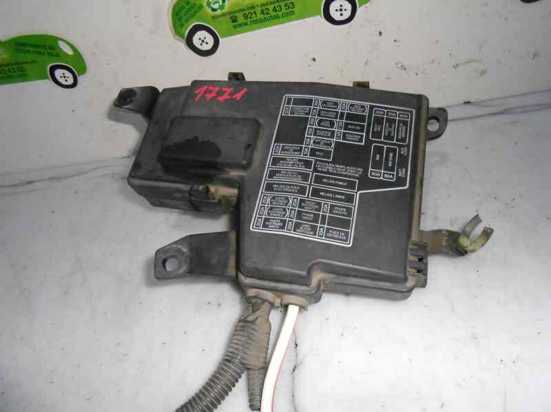fuse box rover 600 (rh) 620 si 3825asn7g101   113556072195   b-parts  b-parts
