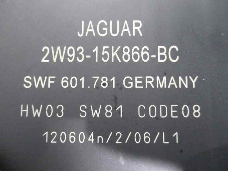 2004-2005-2006-2007-2008-2009 JAGUAR XJ8 VANDEN PLAS REAR MODULE 2W93-15K866-BC