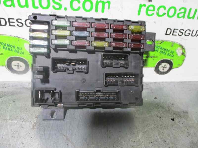 fuse box alfa romeo 156 (932_) 2.0 16v t.spark (932a2) 46447809 | t25p5 |  b-parts  b-parts