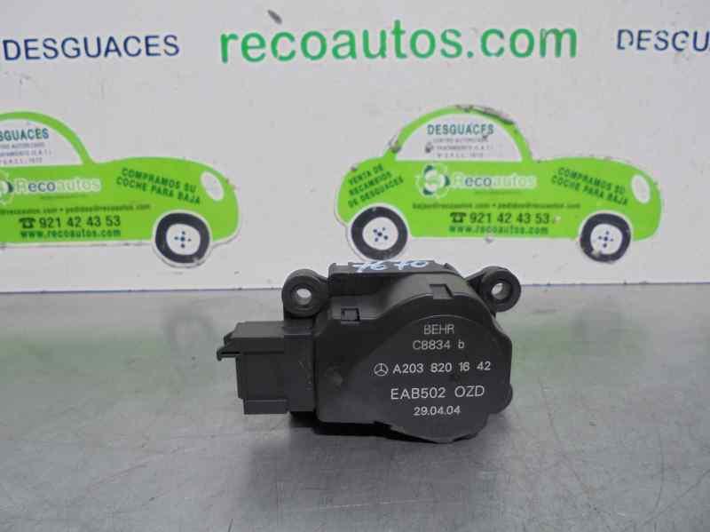 C 220 Servomotor calefacción clima 2038201642 Mercedes-Benz Clase C T-Model s203