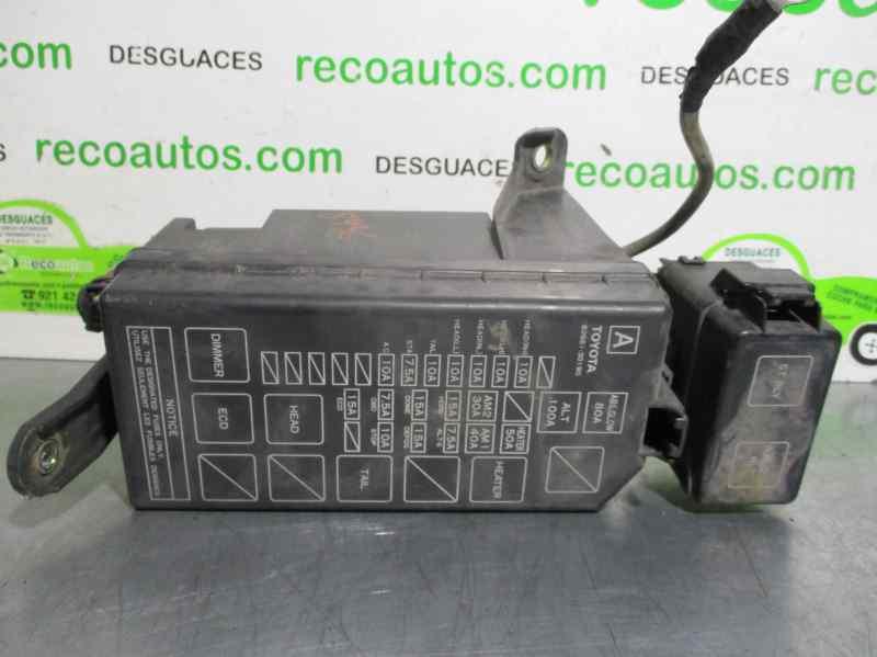 Fuse Box Toyota Hilux Vi Pickup N1 2 4 Td Ln190 826613d190 B Parts