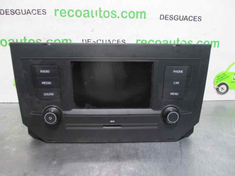 Radio Seat Ibiza V Kj1 1 0 6f0035888 B Parts