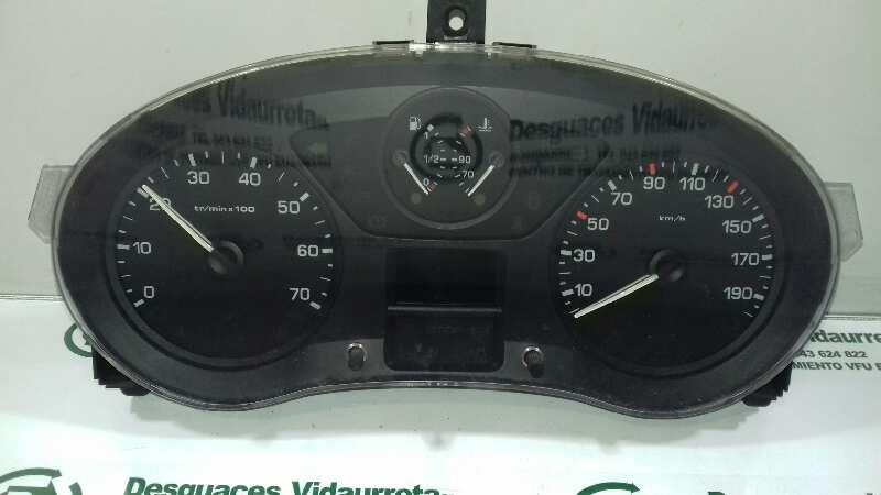Derivabrisas para Peugeot Expert 1 1995-2006 recuadro carro delante