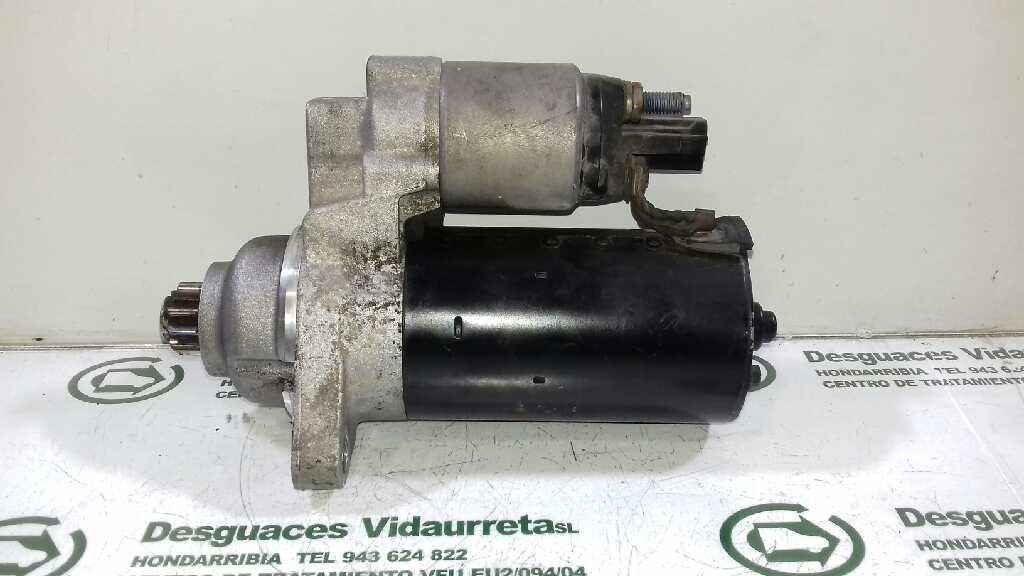 Motor de arranque Starter 1,1 kw Skoda Fabia 6y 1.4 16v