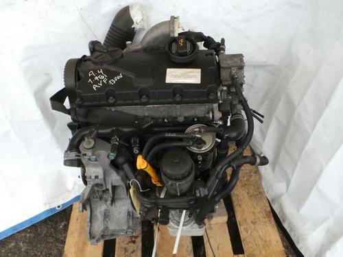 Moteur AUDI A4 (8E2, B6) 1.9 TDI quattro 607626 2396