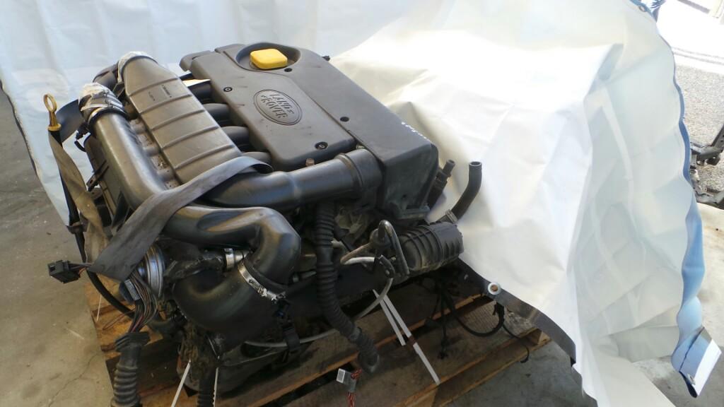 Engine Land Rover Freelander  L314  2 0 Td4 4x4