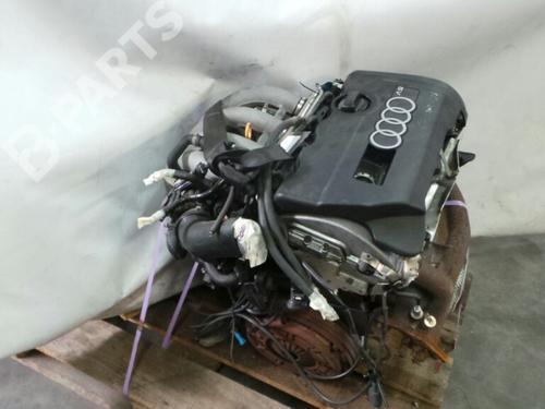 Motor AUDI A4 (8D2, B5) 1.8 quattro  33465654