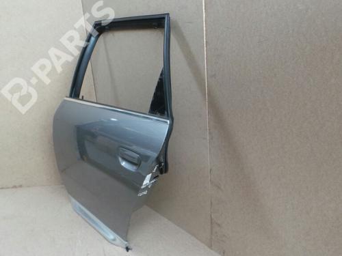 Tür links hinten AUDI A6 Allroad (4FH, C6)   33465716
