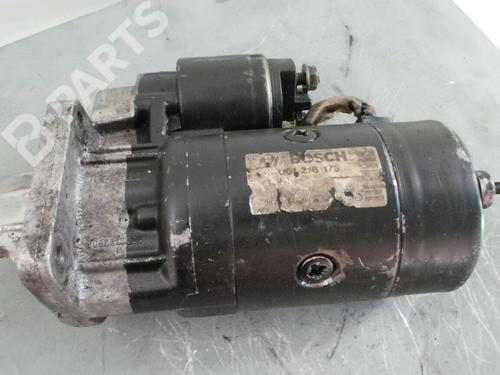 Motor de arranque CHRYSLER VOYAGER / GRAND VOYAGER III (GS) 2.5 TD 001218175 73486