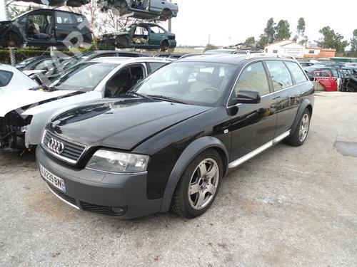 AUDI ALLROAD (4BH, C5) 2.5 TDI quattro (180 hp) [2000-2005] 32445270