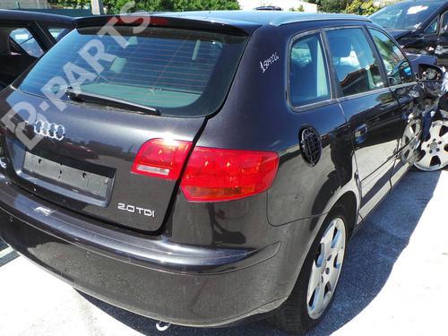 AUDI A3 Sportback (8PA) 2.0 TDI 16V (140 hp) [2004-2013] 32435056