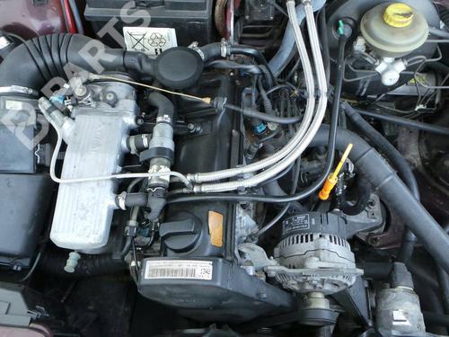 86408 Motor 80 (8C2, B4) 2.0 E (115 hp) [1991-1994] ABK 18965