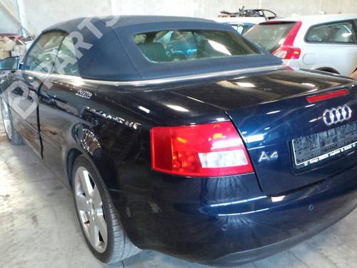 AUDI A4 Convertible (8H7, B6, 8HE, B7) 2.5 TDI (163 hp) [2002-2005] 32454141