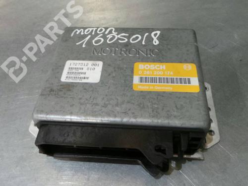 0261200174 Centralina do motor 3 (E30) 316 i (102 hp) [1988-1991] M40 B16 (164E1) 125707