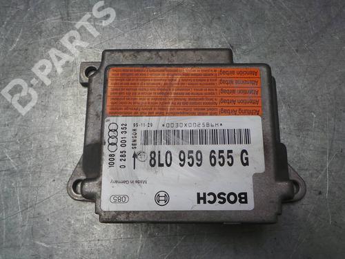 8L0959655G  0285001352 Kollisjonspute styreenhet A3 (8L1) 1.9 TDI (110 hp) [1997-2001]  222371