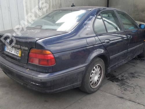 BMW 5 (E39) 525 tds (143 hp) [1996-2003] 32444724
