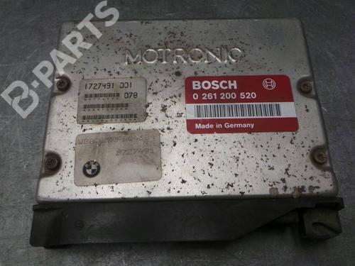 0261200520 ; 1727491 001 Centralina do motor 3 (E36) 318 i (115 hp) [1993-1998] M43 B18 (184E2) 249828