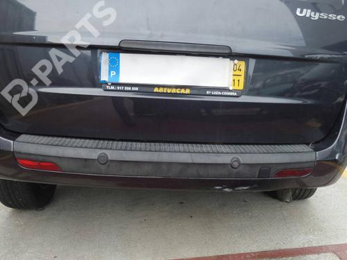Pára-choques traseiro ULYSSE (179_) 2.0 JTD (109 hp) [2002-2006] RHW (DW10ATED4) 1074459