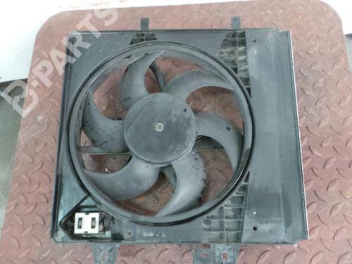 9653804080  GMV8120A7 Kjølevifte elektrisk C3 I (FC_, FN_) 1.1 i (60 hp) [2002-2020] HFX (TU1JP) 1098962