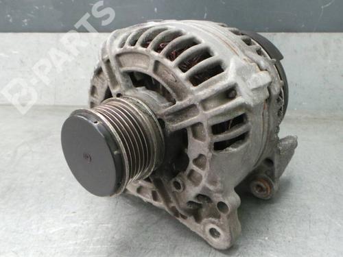 140A ; 06F903023F ; 0124525091 Alternador GOLF V (1K1) 1.9 TDI (105 hp) [2003-2008] BXE 2796159