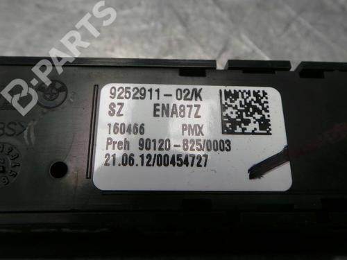 9252911 Modulo electronico 1 (F21) 116 d (116 hp) [2012-2020] N47 D20 C 2825431