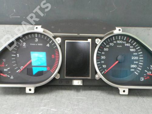 4F0920933J ; 4F0910930C Kombiinstrument A6 Allroad (4FH, C6) 3.0 TDI quattro (233 hp) [2006-2008] ASB 3438159