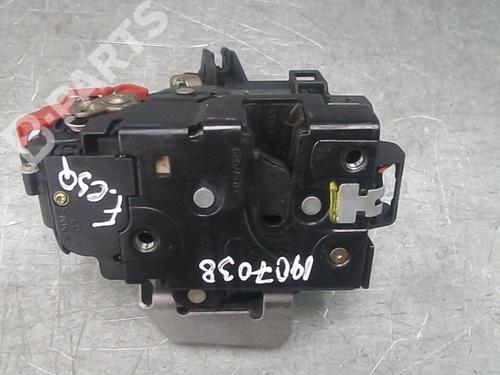 8E2837015C Front Left Lock A4 (8E2, B6) 2.0 FSI (150 hp) [2002-2004] AWA 5181863