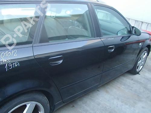 Tür rechts hinten A4 Avant (8E5, B6) 1.9 TDI (130 hp) [2001-2004] AVF 6831458