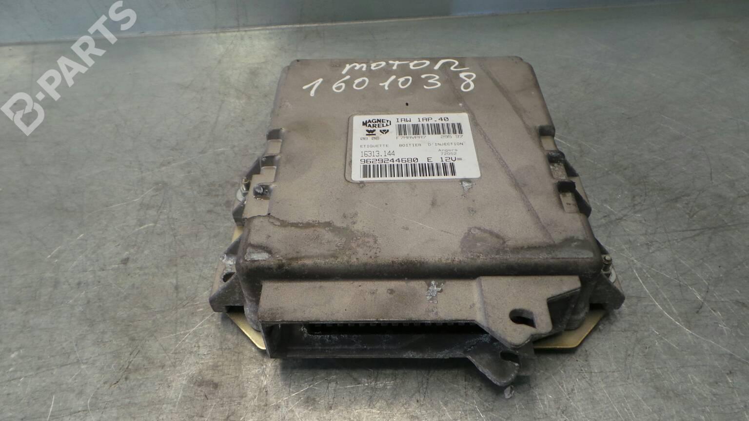 Calculateur IAW 1AP.40 Citroen Xsara 9629244680