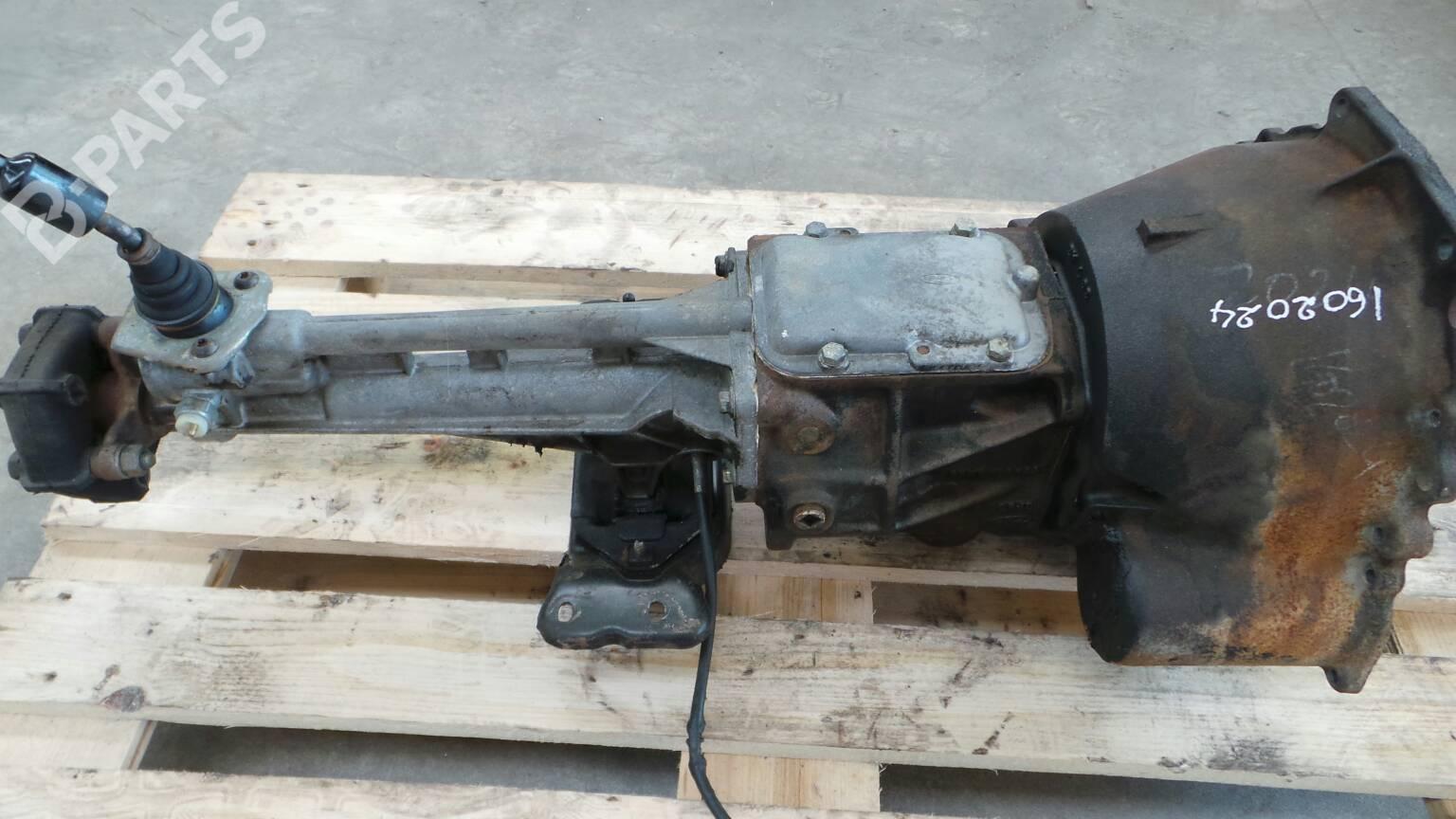 Ford sierra gearbox el manual