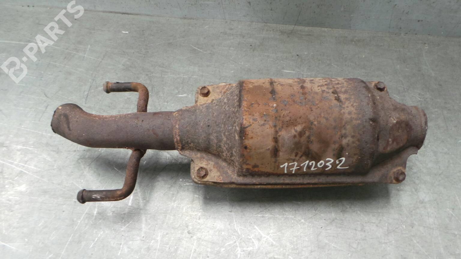 TOYOTA COROLLA 1.3 88HP 1992-1995 Exhaust Front Pipe