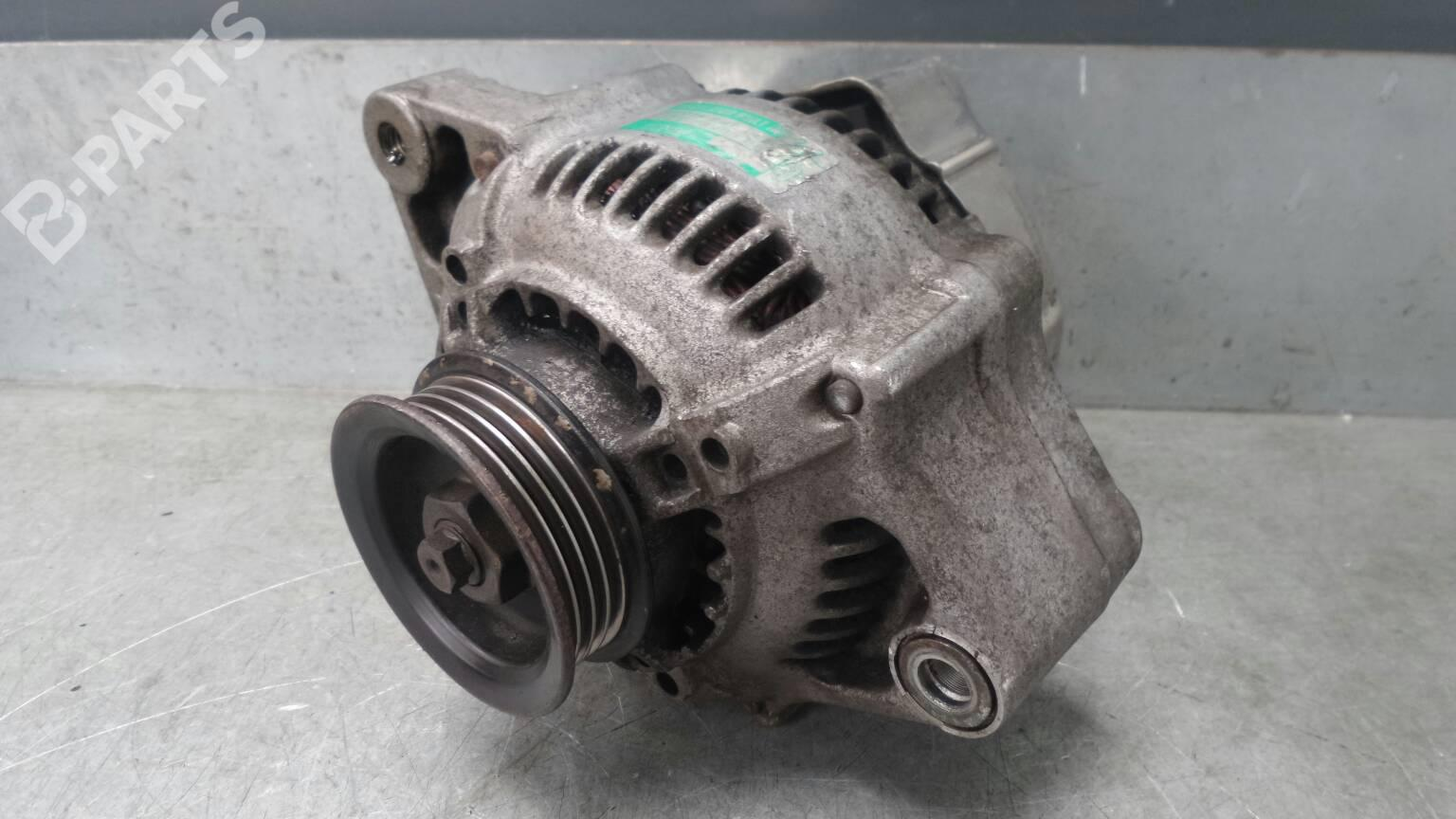 2000 Toyota Sienna Alternator