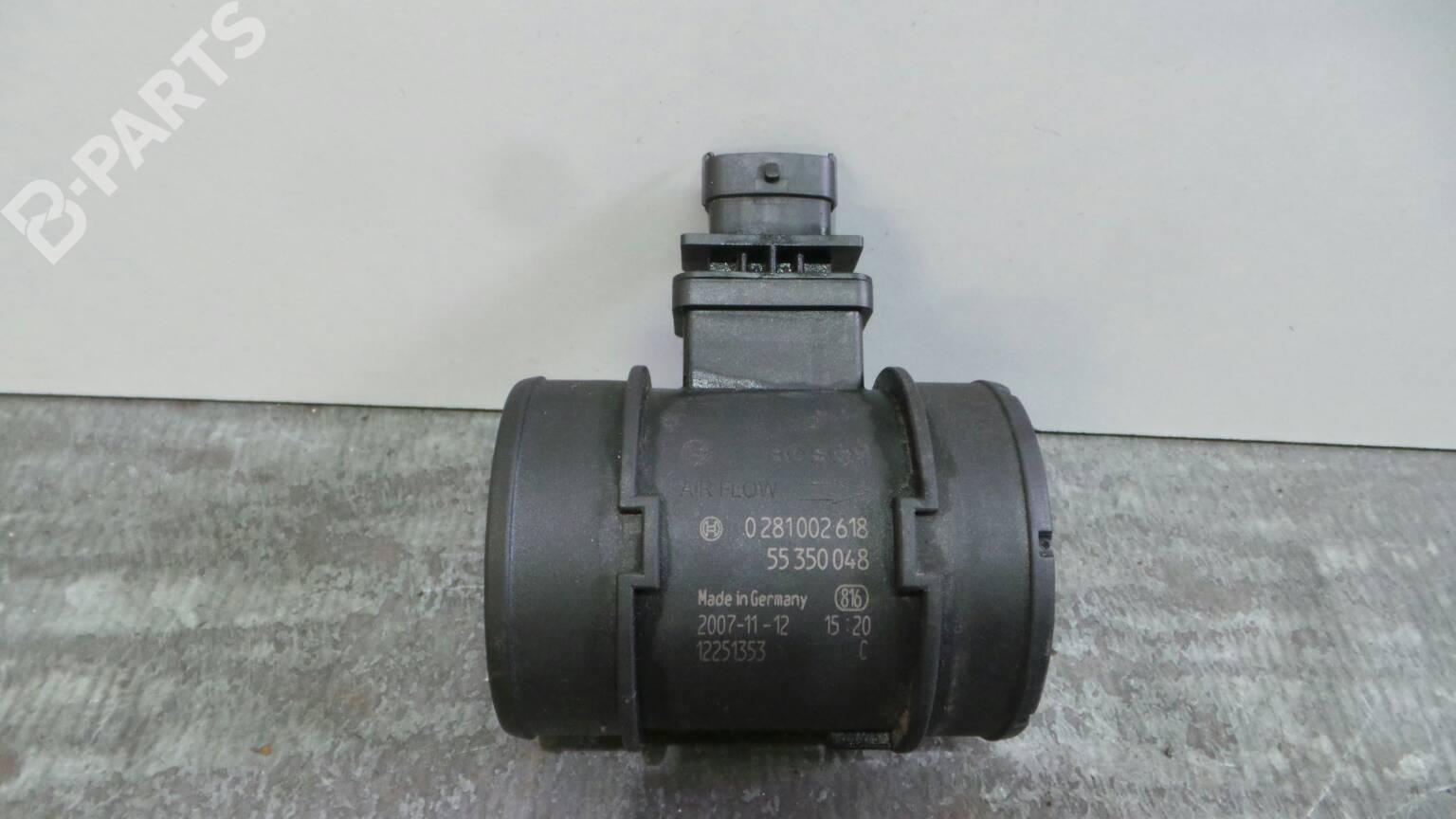 Débitmètre D/'air OPEL Vectra 1.9 CDTI